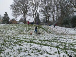 Sneeuwpret 17-01-2021