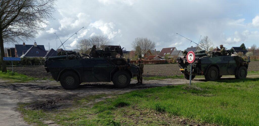 Militairen 2021 Edderveen
